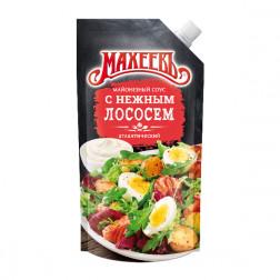 Соус майонезный Махеев Лосось, 200гр.