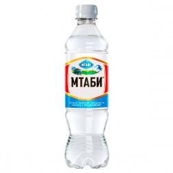 Вода минеральная МТАБИ 1,25 мл.