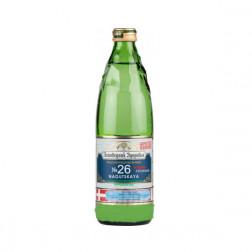 Вода минеральная Нагутская 26 Заповедник Здоровья, 0,5 мл.