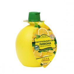 Сок сицилийского лимона концентрированный Азбука Продуктов, 200 мл.