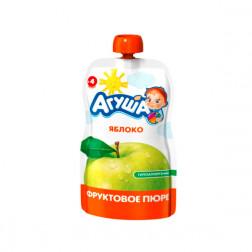 Пюре Агуша яблоко, 90гр