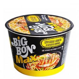 Лапша б/приготовления Big Bon Max «Куриная с пряным соусом» 95гр.