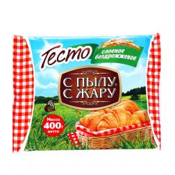 Тесто С пылу С жару бездрожжевое 400 гр.