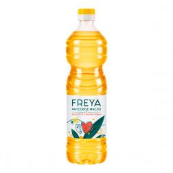 Масло Freya рапсовое рафинированное дезодорированное 0,8л.