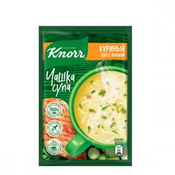 Суп куриный Knorr Чашка супа с лапшой 13гр.