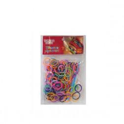 Набор цветных резиночек Tukzar, 200 шт.