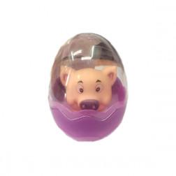 Зверята в яйце, в ас-те